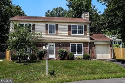 Fairfax County Single Family Home For Sale: 8536 Monticello Avenue