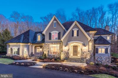 McLean Single Family Home For Sale: 1049 Brook Valley Lane