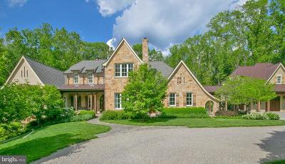 Fairfax County Single Family Home For Sale: 203 Carrwood Road