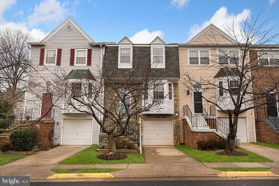 Fairfax Townhouse Under Contract: 4273 Sleepy Lake Drive