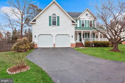 Centreville Single Family Home Under Contract: 6502 Wheat Mill Way