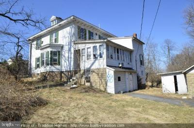 Herndon Single Family Home For Sale: Lot 2 Dranesville Road