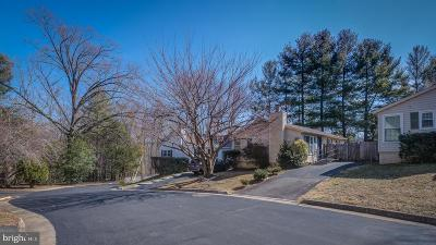Burke Single Family Home Under Contract: 5820 Shana Place