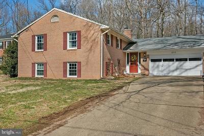 Annandale Single Family Home For Sale: 8710 Rosedale Lane
