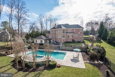 McLean Single Family Home For Sale: 1176 Old Tolson Mill Road