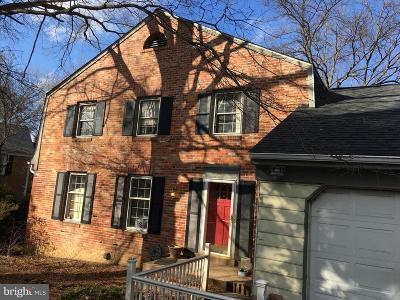 Alexandria Single Family Home For Sale: 4202 Dandridge Terrace