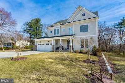 Vienna Single Family Home For Sale: 2451 Flint Hill Road