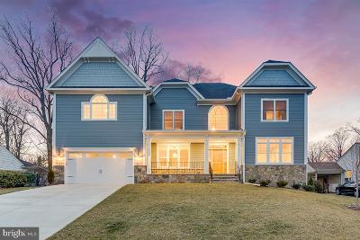 Falls Church Single Family Home For Sale: 1916 Storm Drive