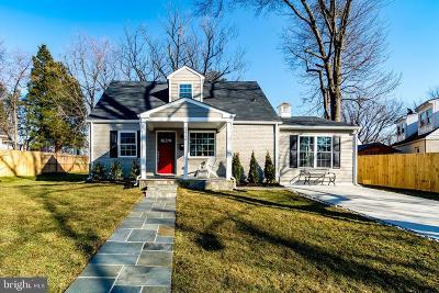 Falls Church Single Family Home For Sale: 2915 Harrison Road