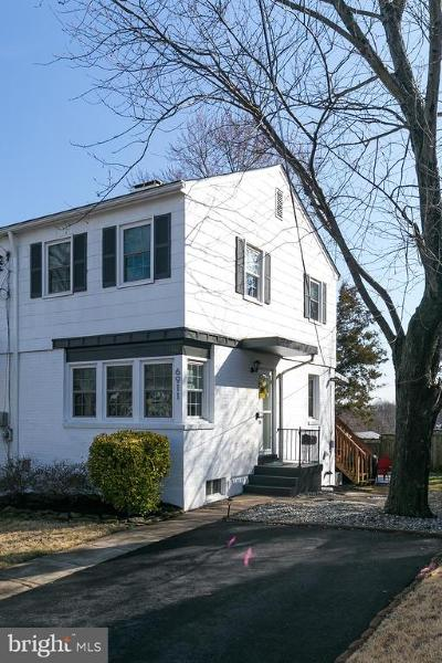 Alexandria Townhouse Under Contract: 6911 Westhampton Drive