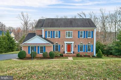 Woodbridge, Dumfries, Lorton Single Family Home For Sale: 9185 Marovelli Forest Drive