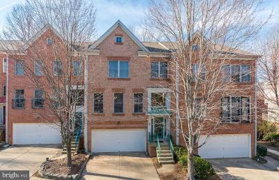 Reston Townhouse For Sale: 11516 Waterhaven Court