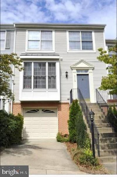 Fairfax Rental For Rent: 3110 Sutherland Hill Court