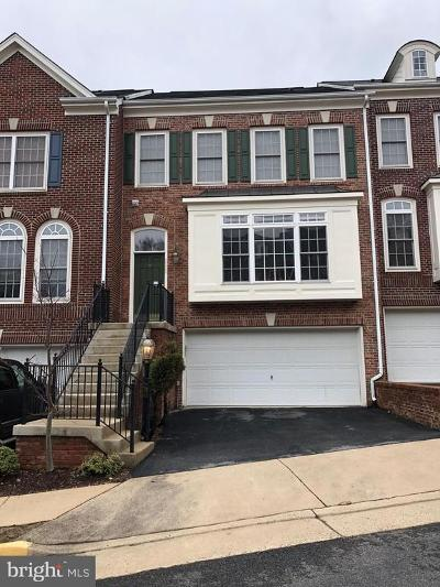 Townhouse For Sale: 3363 Wilton Crest Court