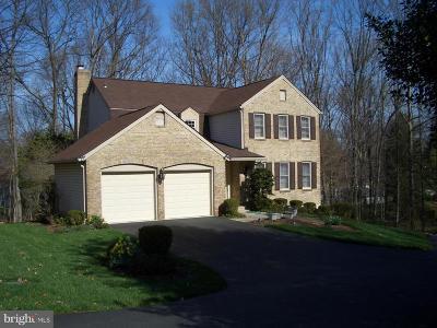 Burke Single Family Home For Sale: 10630 Battalion Landing Court