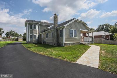 Alexandria Single Family Home For Sale: 8335 Mount Vernon Highway