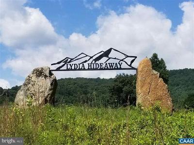 Greene County Residential Lots & Land For Sale: D1 Hideaway Ridge