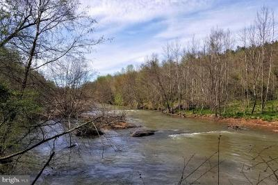 Greene County Residential Lots & Land Under Contract: Lot A Wilhoits Mill Road