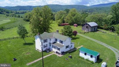 Greene County Farm For Sale: 815 Foothills Rd