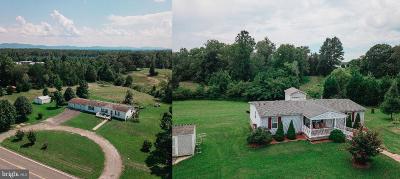 Greene County Single Family Home For Sale: 15364 & 15336 Spotswood Trl