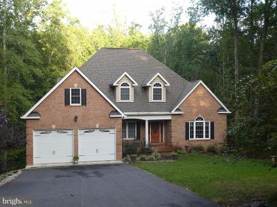 King George VA Single Family Home For Sale: $465,000