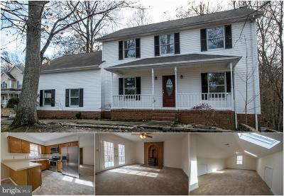 King George Single Family Home For Sale: 7332 Kings Highway