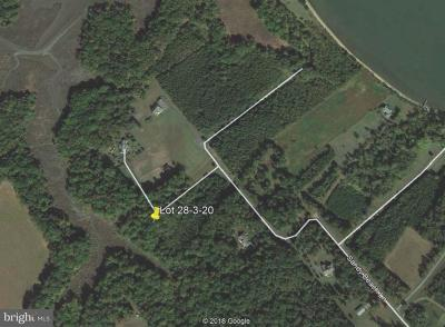 Mt Moriah On The Potomac Residential Lots & Land For Sale: Sandy Beach Lane