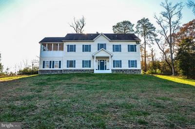 King George County Single Family Home For Sale: 8777 Sandy Beach Lane