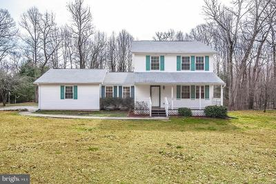 King George County Single Family Home For Sale: 6432 Retreat Road