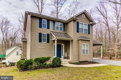 King George VA Single Family Home For Sale: $295,000