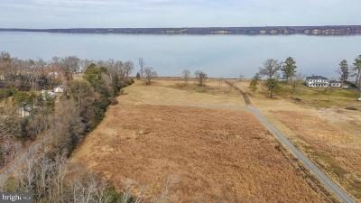 King George Residential Lots & Land For Sale: Lot 1 Mathias Point On The Potomac