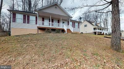 King George Single Family Home Active Under Contract: 6391 Wheeler Drive