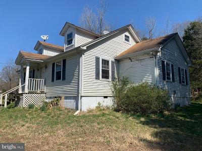King George Single Family Home Under Contract: 13481 James Madison Parkway