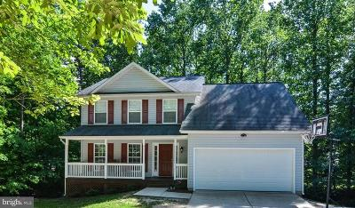 King George County Single Family Home For Sale: 8300 Delegate Drive