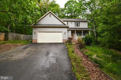 King George Single Family Home For Sale: 1094 Oakland Drive