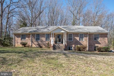 King George County Single Family Home For Sale: 11291 Dixie Drive