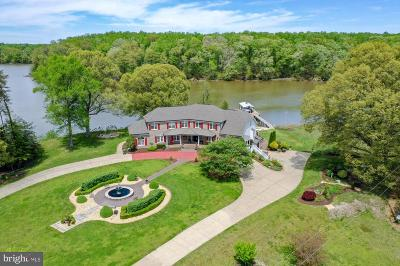King George Single Family Home For Sale: 16085 Little Ferry Road