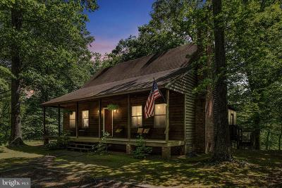 King George County Single Family Home For Sale: 15021 Washington Mill Road