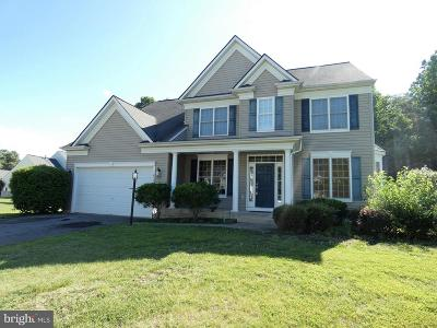 King George County Single Family Home For Sale: 4368 Chatham Drive