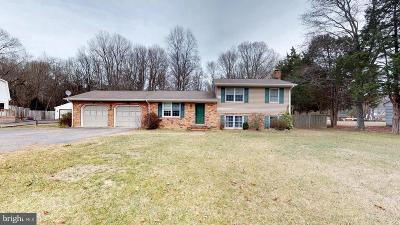 King George Single Family Home For Sale: 8434 Dahlgren Road