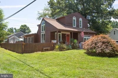Fairview Beach Single Family Home For Sale: 6131 Fourth