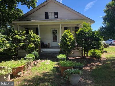 King George County Single Family Home For Sale: 9235 Eden Drive