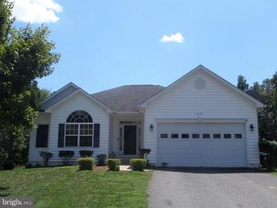 King George County Single Family Home For Sale: 6230 Hawser Drive