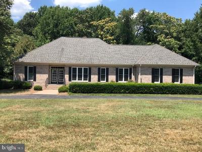 King George County Single Family Home Under Contract: 4110 Edwards Drive