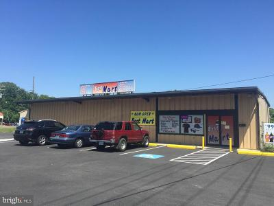 King George County Commercial For Sale: 17053 Dahlgren