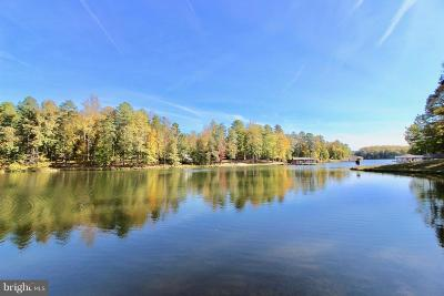 Louisa County Residential Lots & Land For Sale: Lake Forest Dr