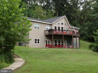 Louisa County Single Family Home For Sale: 2331 N Lakeshore Drive