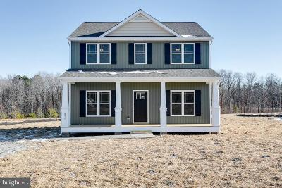 Louisa County Single Family Home For Sale: 11 Hidden Farm Drive