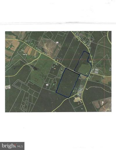 Louisa County Residential Lots & Land For Sale: Mansfield Road