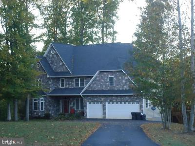 Louisa County Single Family Home For Sale: 1915 Lake Forest Drive